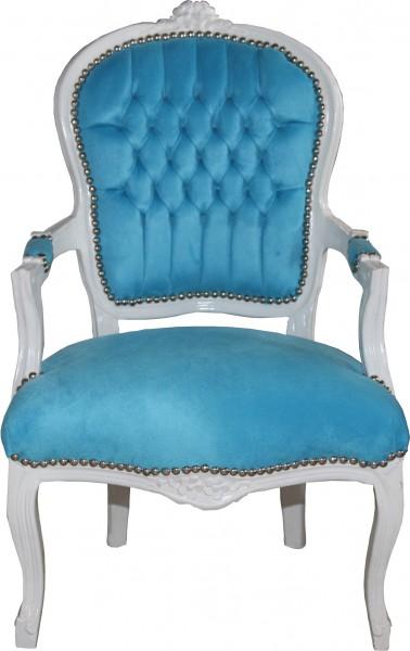 casa padrino salon baroque chaise bleu blanc mobilier baroque 1 Résultat Supérieur 5 Merveilleux Chaise Salon Photos 2017 Kdh6