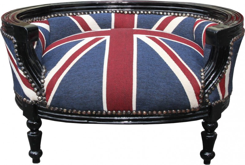 mobilier baroque avec drapeau anglais chaises fauteuils commodes tables tables de chevet tabou. Black Bedroom Furniture Sets. Home Design Ideas
