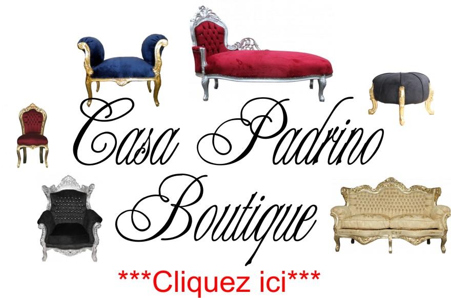 Casa Padrino Fr Le No1 Meuble Baroque De Luxe Repro