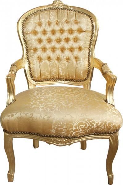 casa padrino chaise baroque salon or motif or 1 Résultat Supérieur 5 Merveilleux Chaise Salon Photos 2017 Kdh6